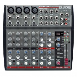 Petite Table de mixage PHONIC AM-440D