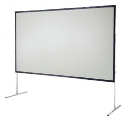 Ecran de projection 4m x 3m