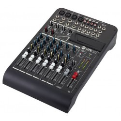 Mixeur bluetooth 10 canaux RCF L-PAD 10c