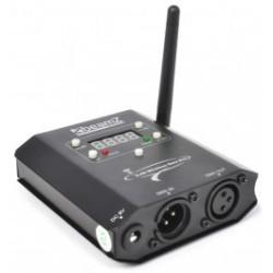 Transmetteur émetteur récepteur sans fil DMX