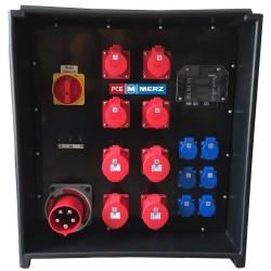 Distributeur de courant 125A IP56