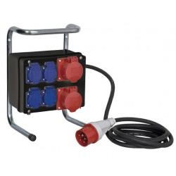 Coffret électrique 16A - IP44