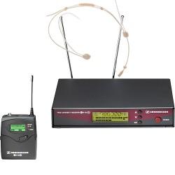 Louer Micro casque serre-tête HF chair Sennheiser EW-100 G2