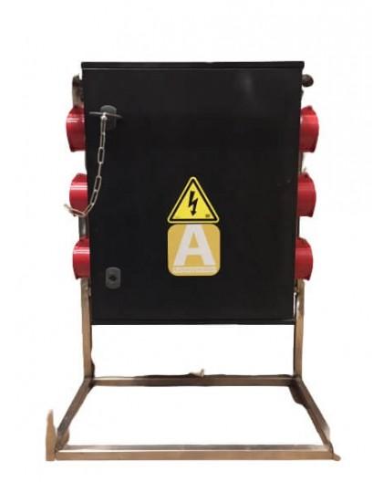 Louer coffret de distribution électrique armoire 125A - IP44 Marseille Provence